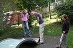 Minigolf-Stadtmeisterschaft 2010 auf der Freizeit-Anlage Almterrassen in Menden